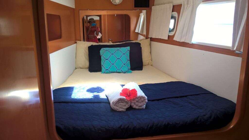 Island Girl Yacht Vacation