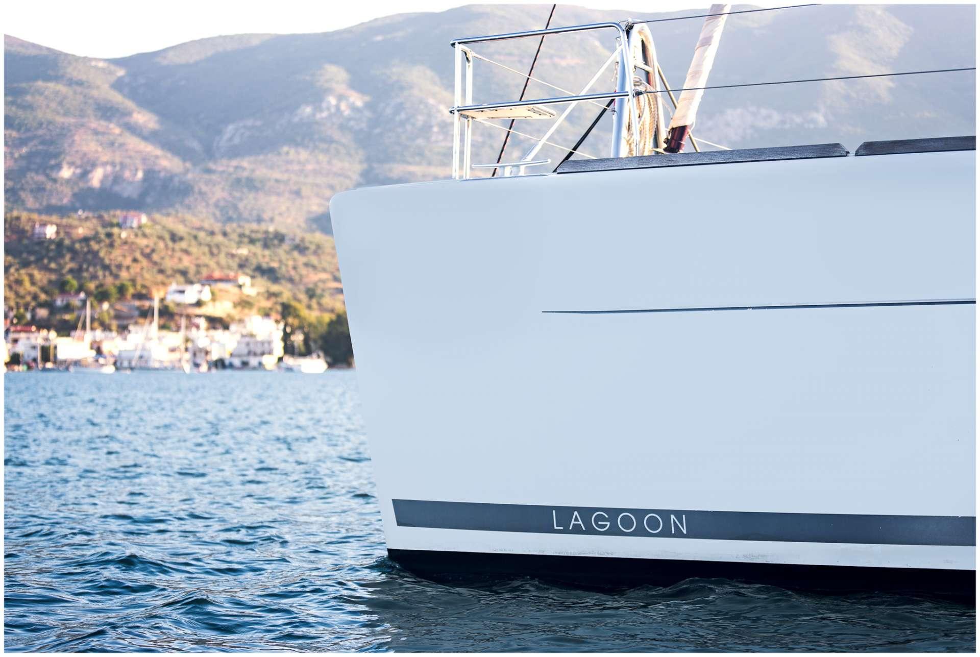 Catamaran Twin Pride