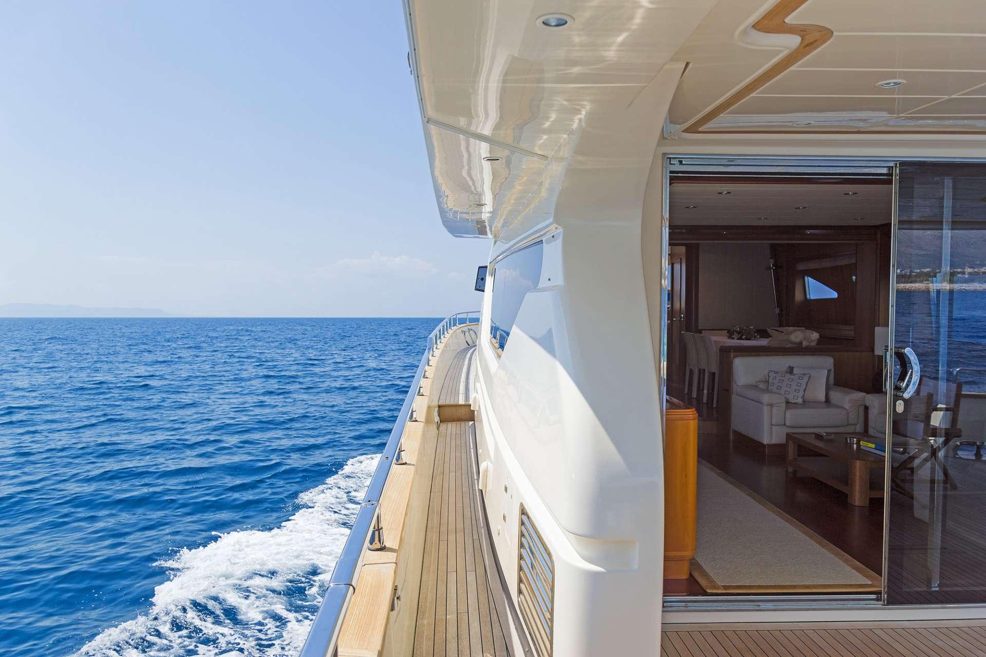 motor yacht ALFEA