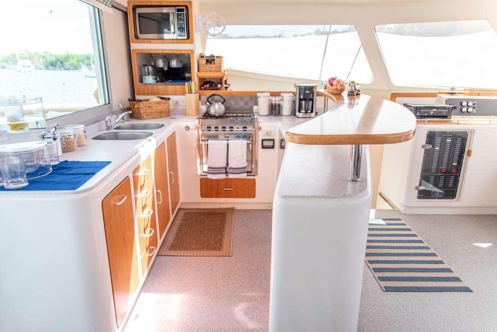 Sailing Yacht Silver Girl