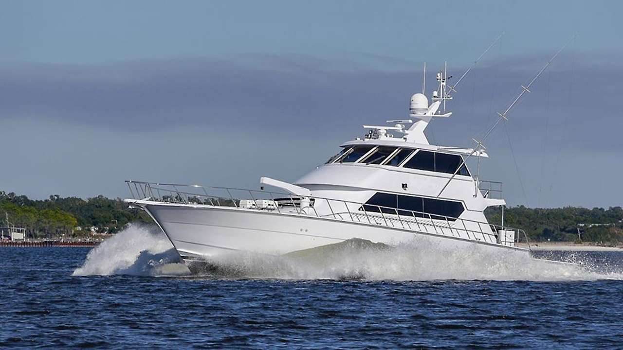 motor yacht ONE NET