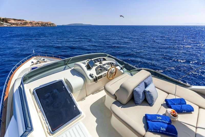 motor yacht IRIS