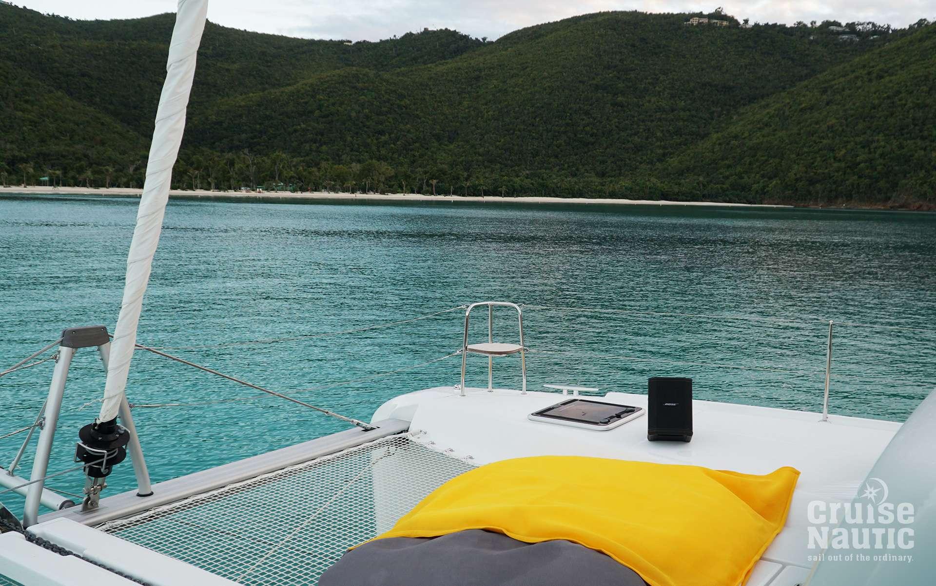 Catamaran Charter Cruisenautic