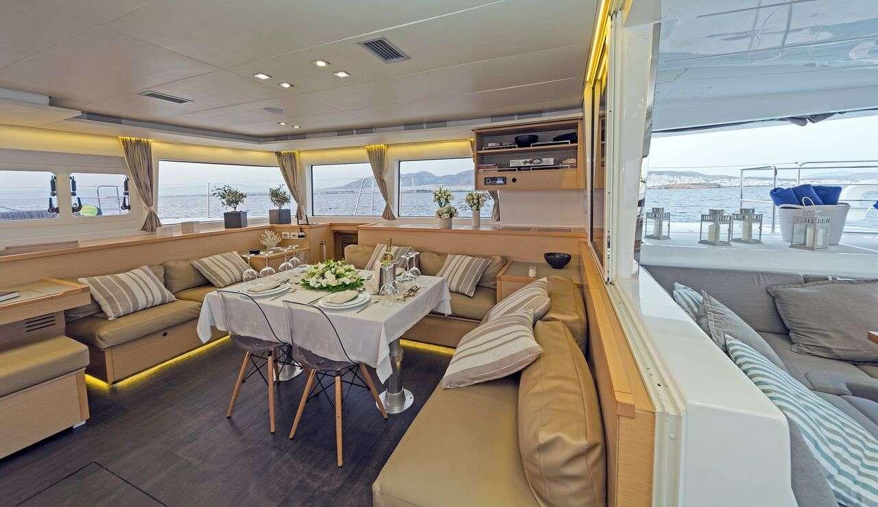 Catamaran Charter Meliti