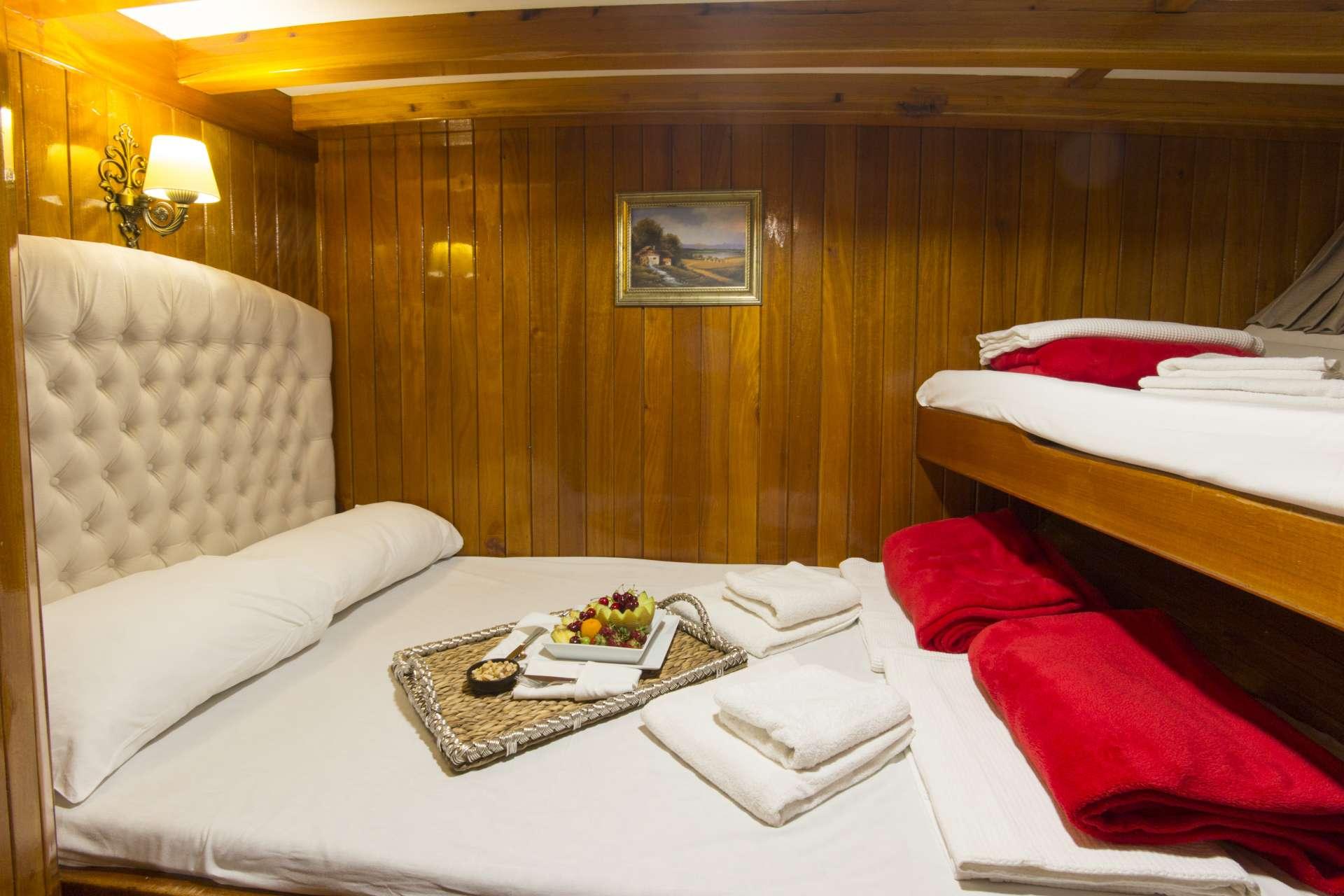 Catamaran Charter Hera