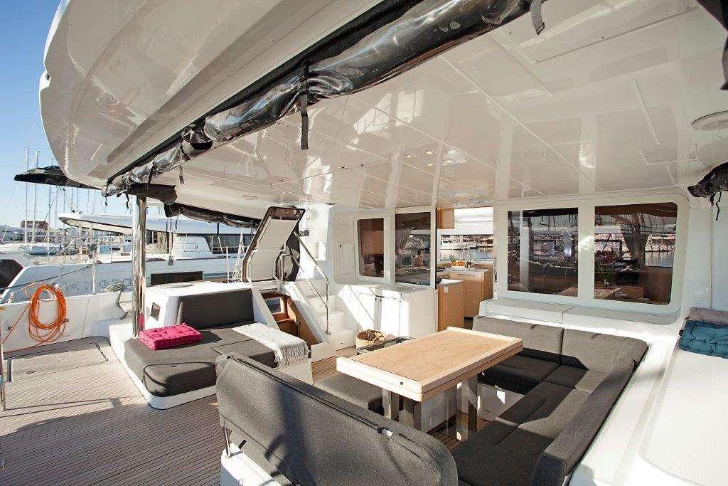 Sailing Yacht Great Salsa