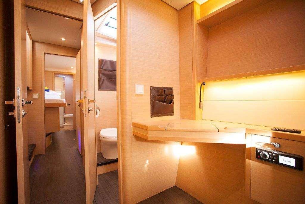 Starboard Aft Master Cabin