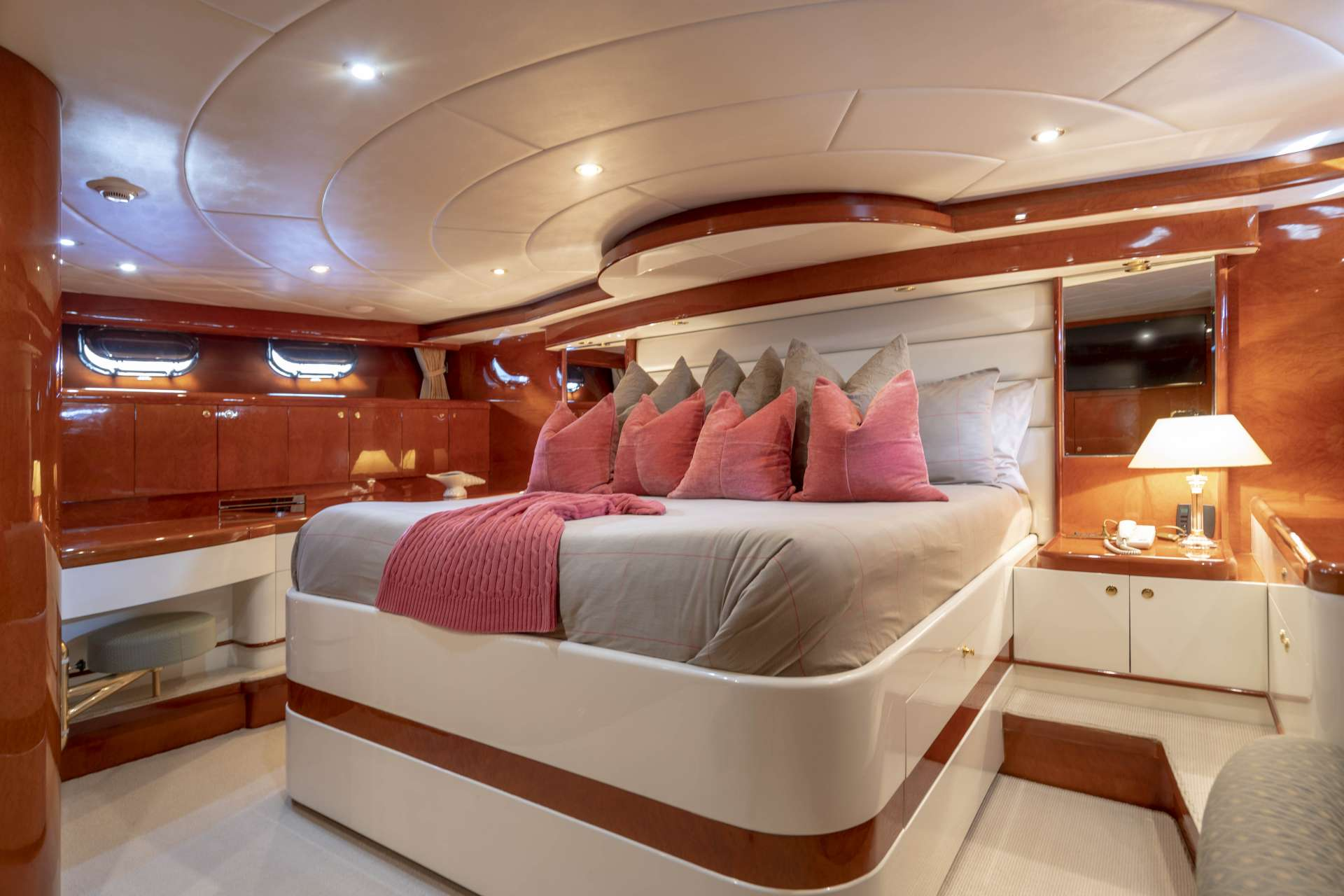 VIP King Guest stateroom
