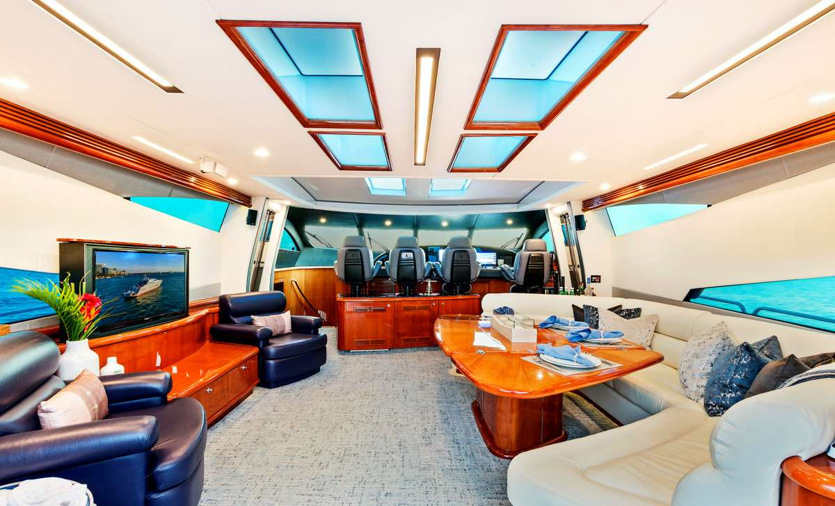 motor yacht PRIVEE