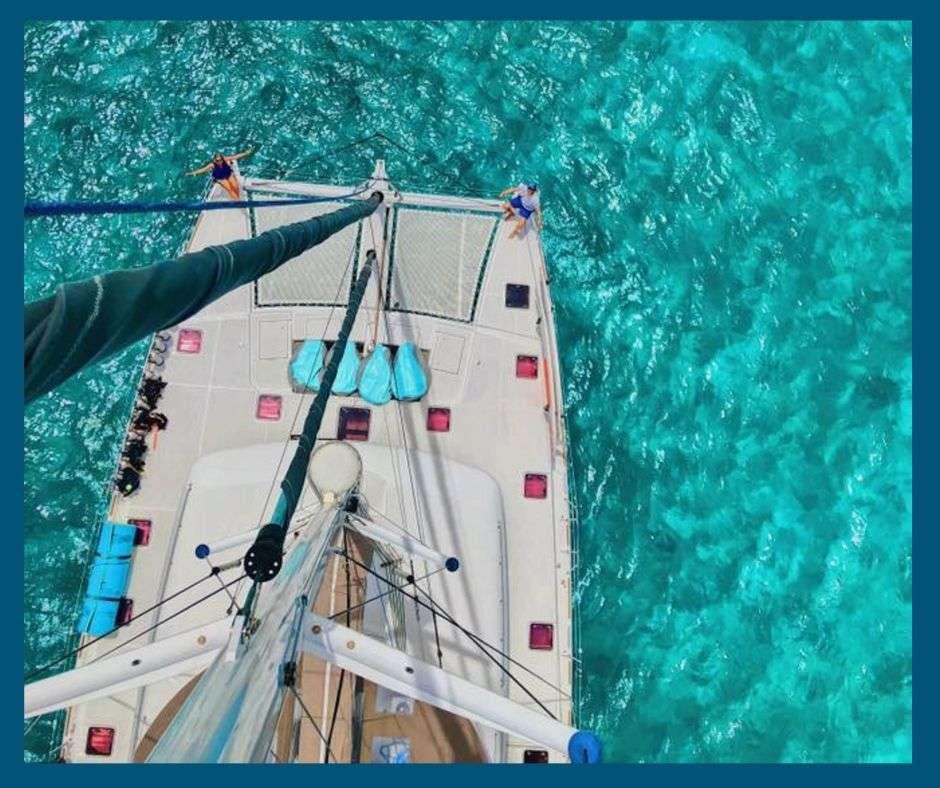 Catamaran Charter Viramar