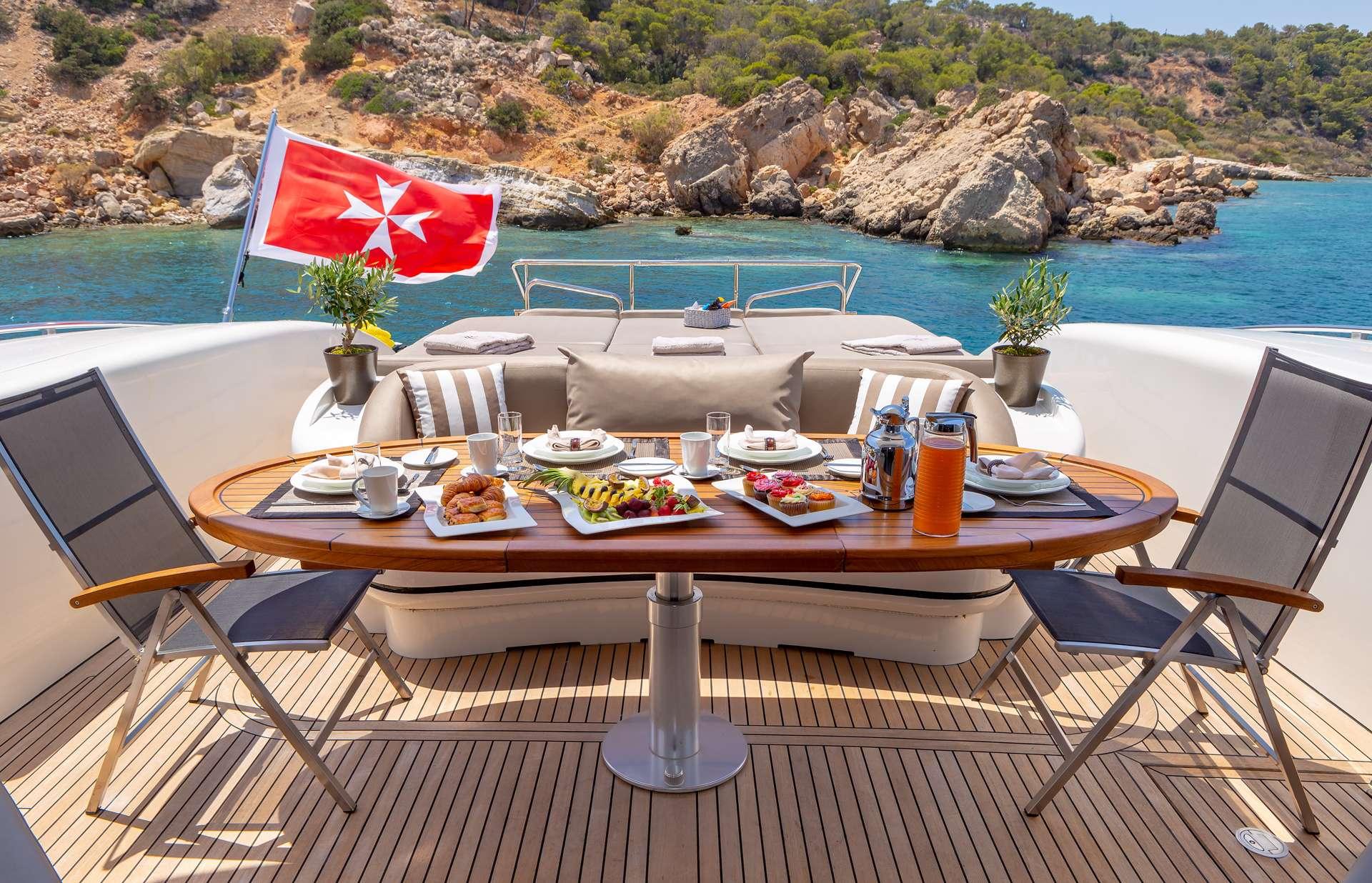 motor yacht COSMOS I