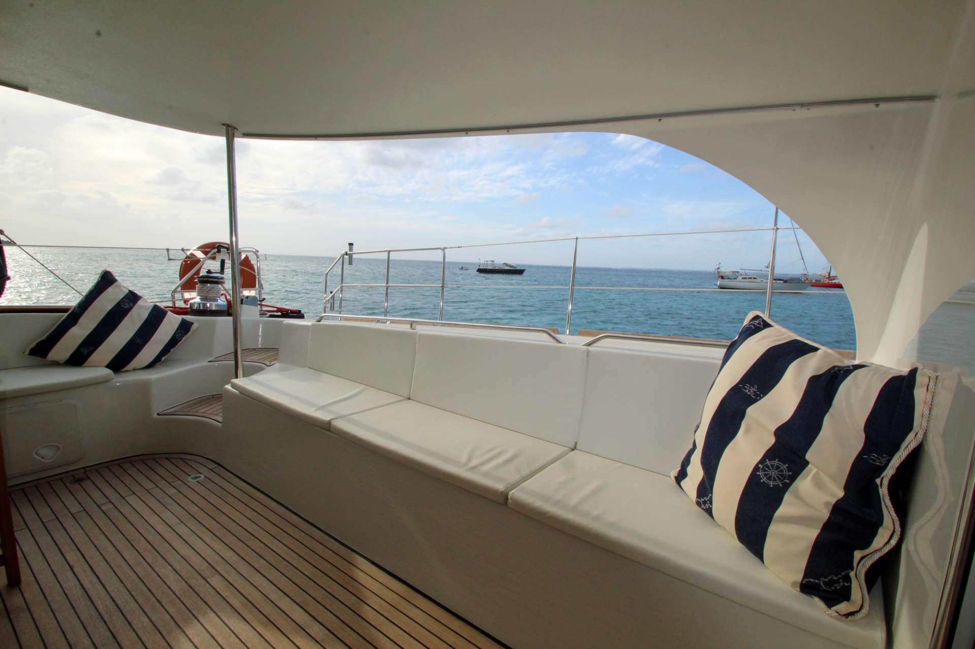 Catamaran Charter Wild Cat