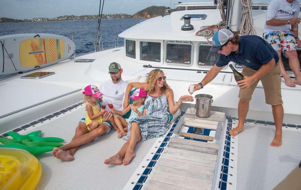 Catamaran Charter Tabula Rasa