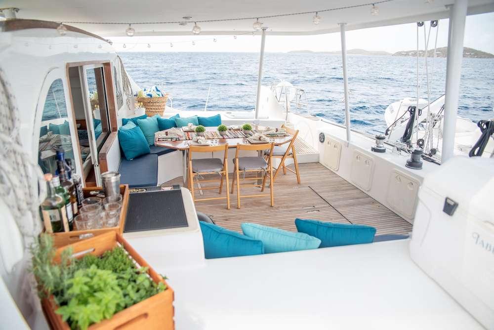 Catamaran Tabula Rasa