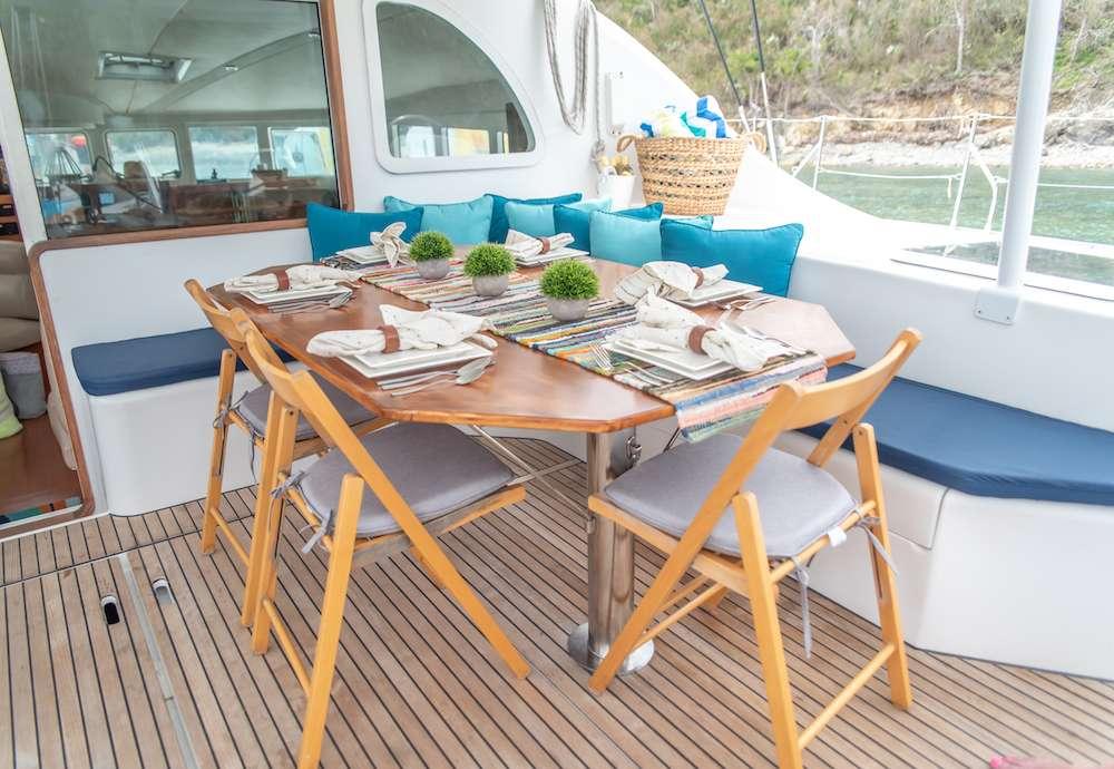 Sailing Yacht Tabula Rasa
