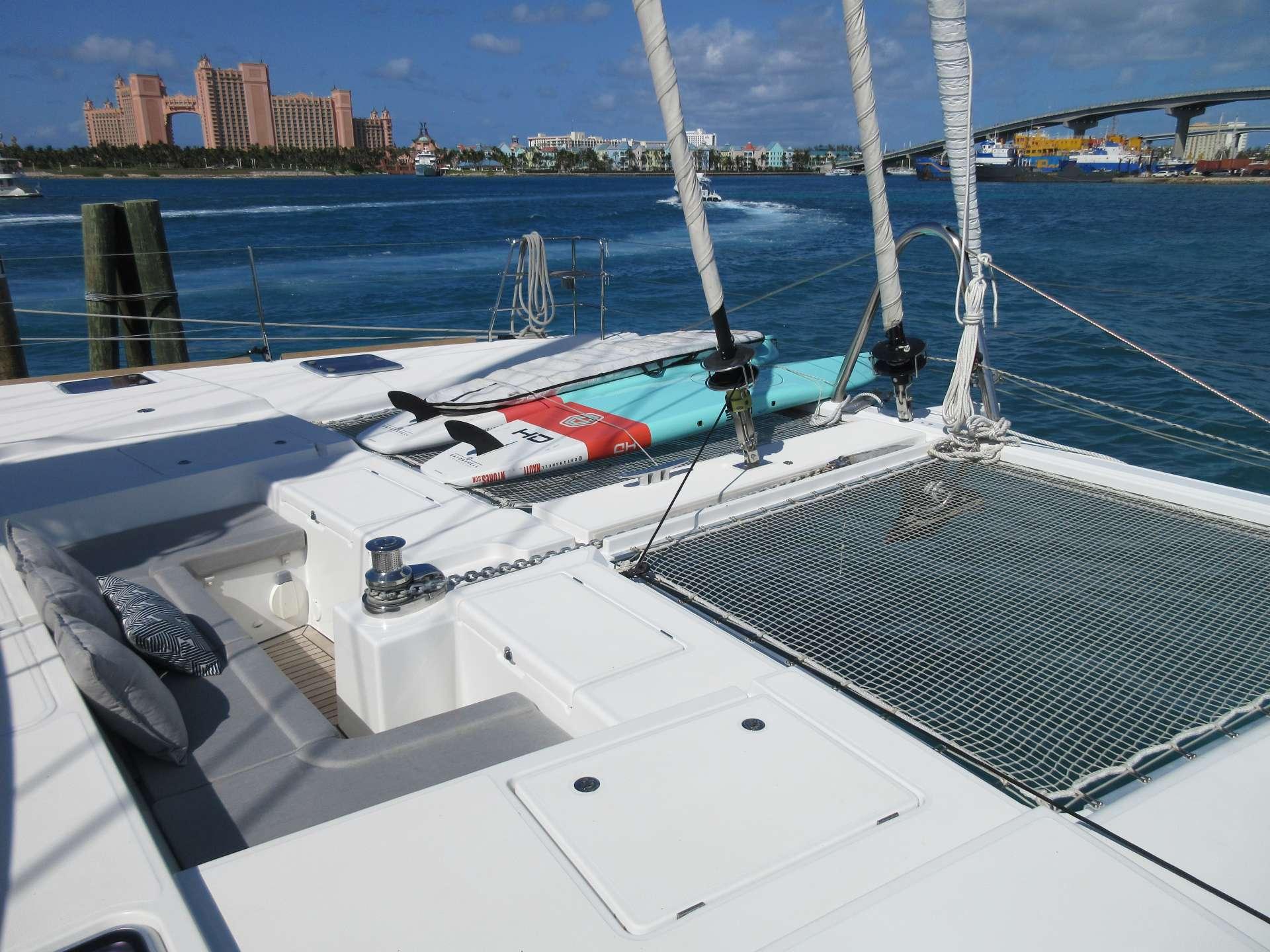 Catamaran Charter Sterling