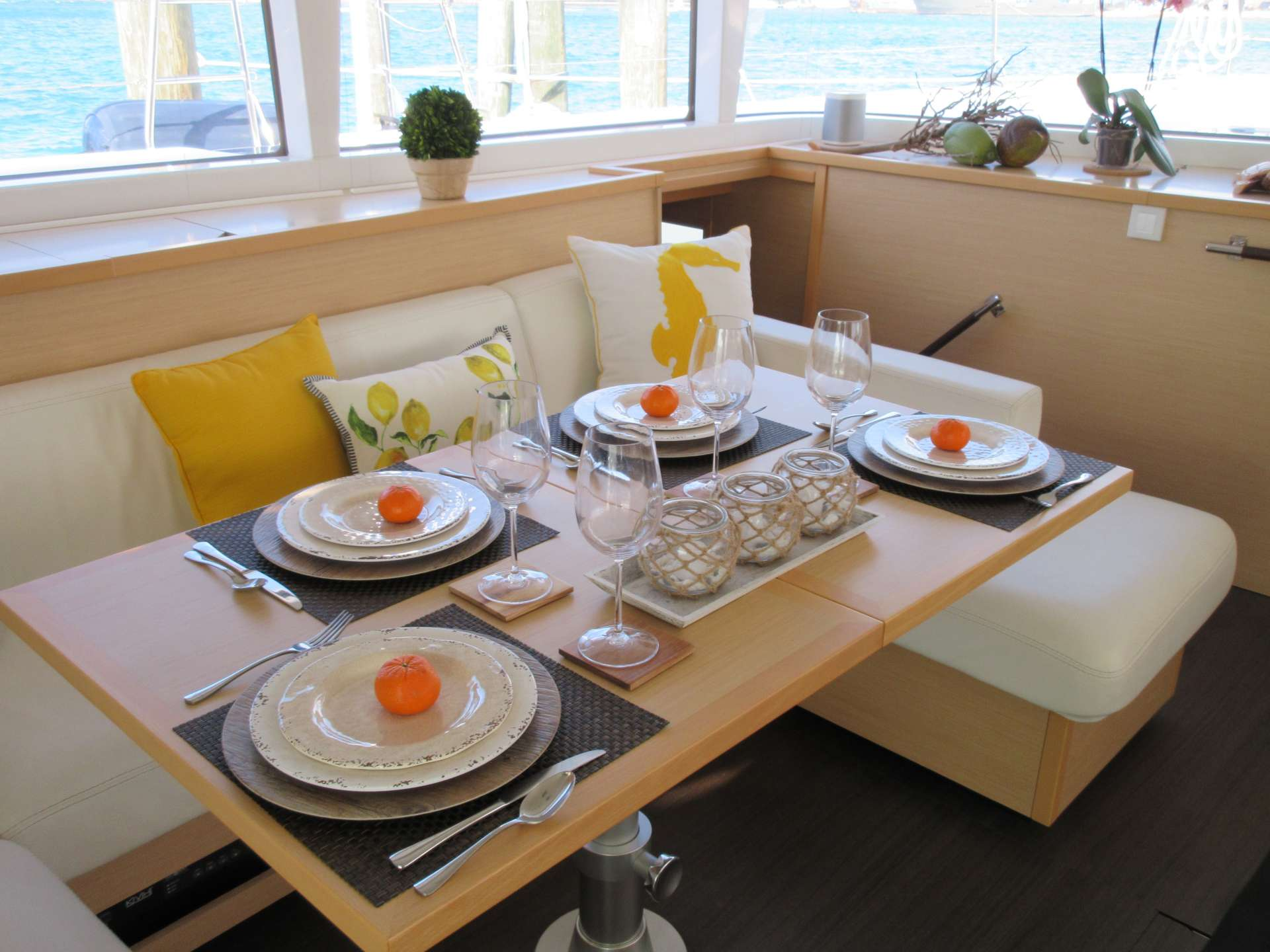 Yacht charter Sterling