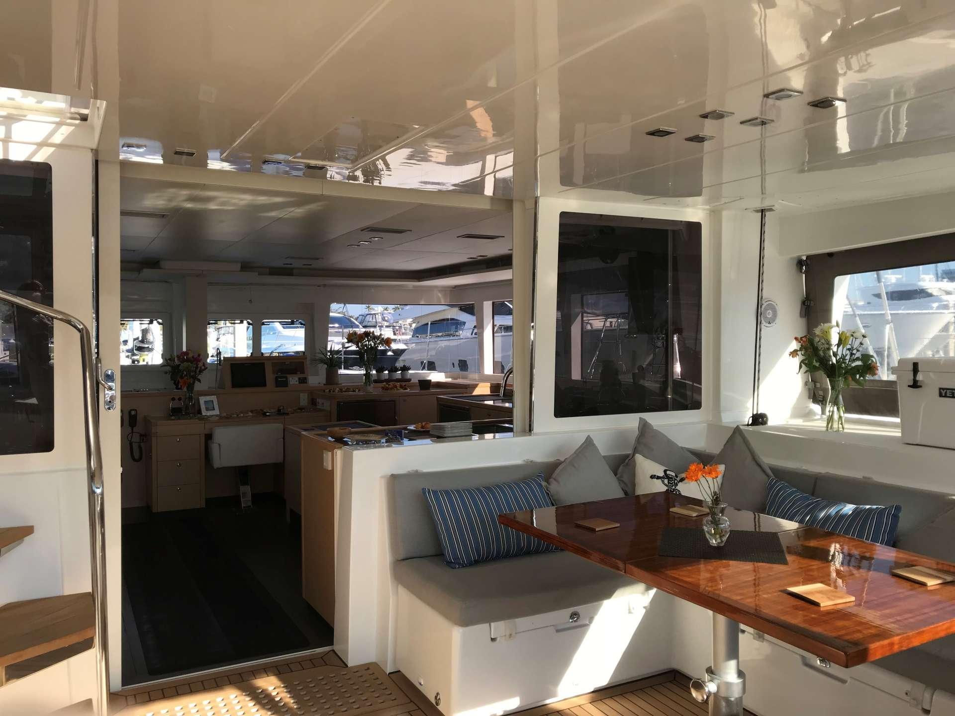 Catamaran Sterling