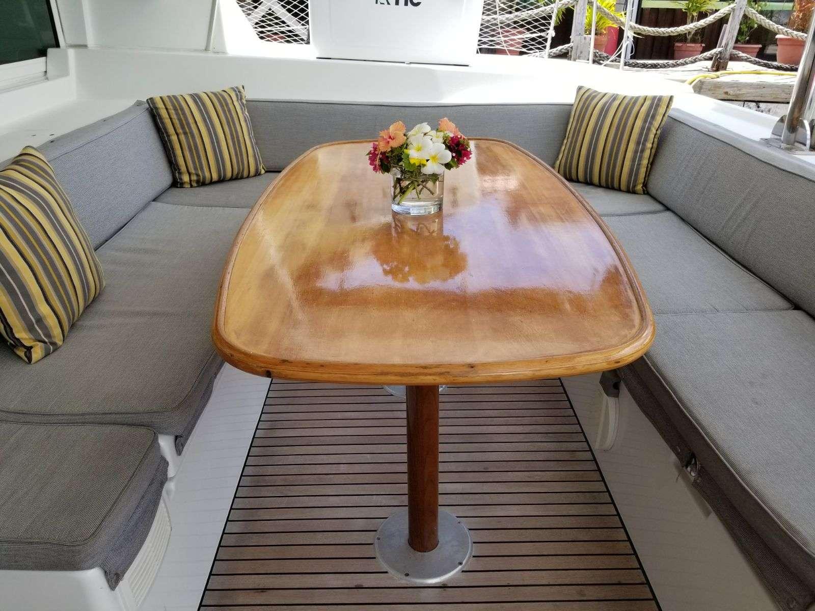 Sailing Yacht Nera