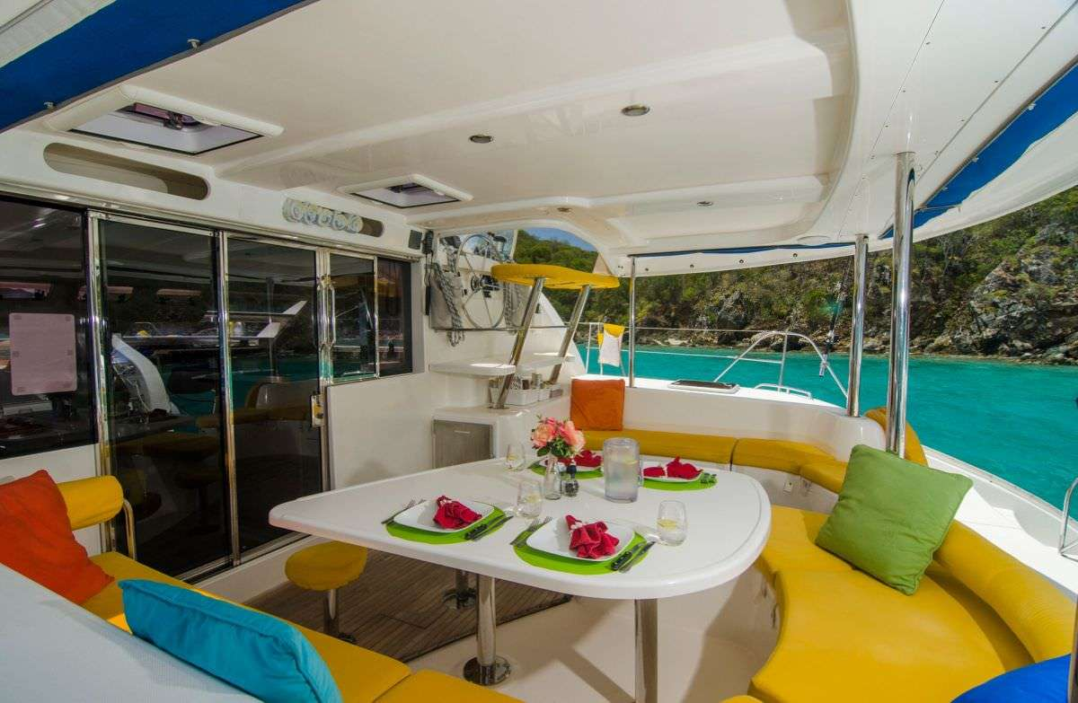 Yacht charter Mary