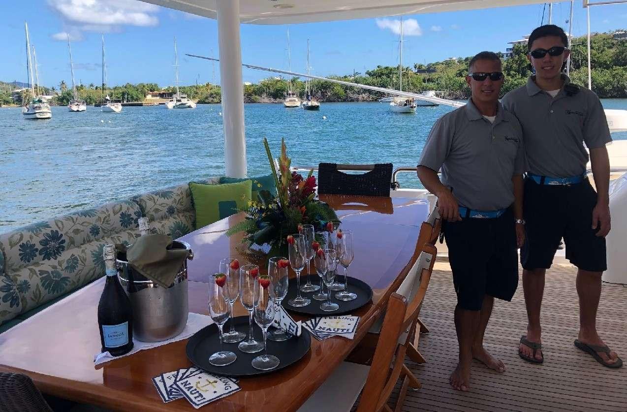motor yacht CynderElla