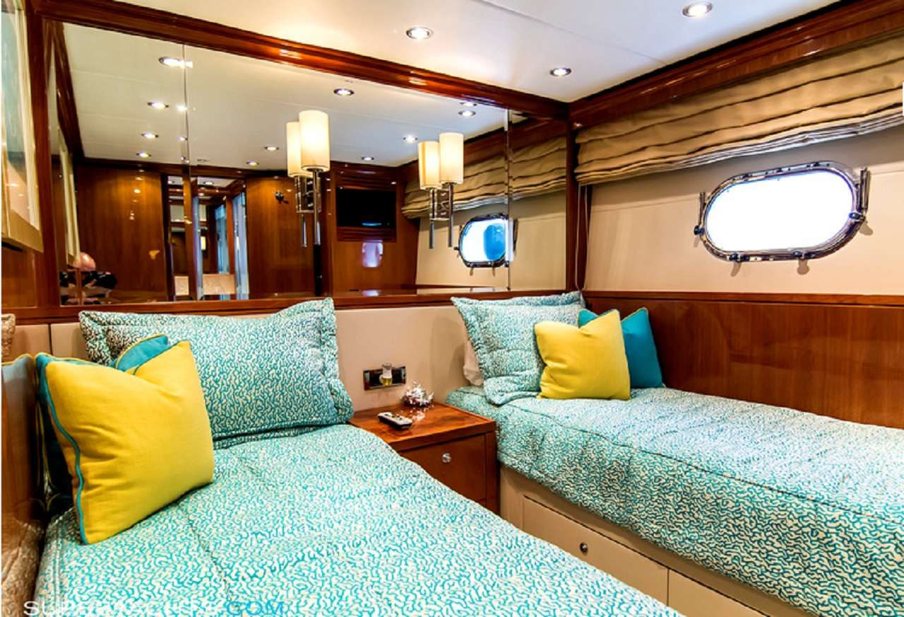Convertible Twin/ Queen Stateroom