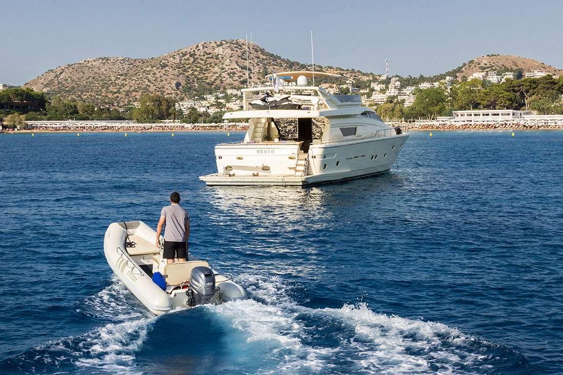 motor yacht VENTO