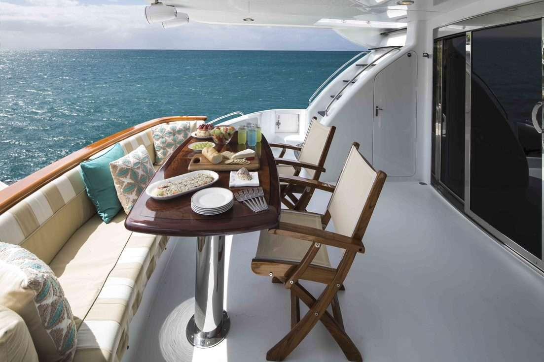 motor yacht JUST GOT BORED IV
