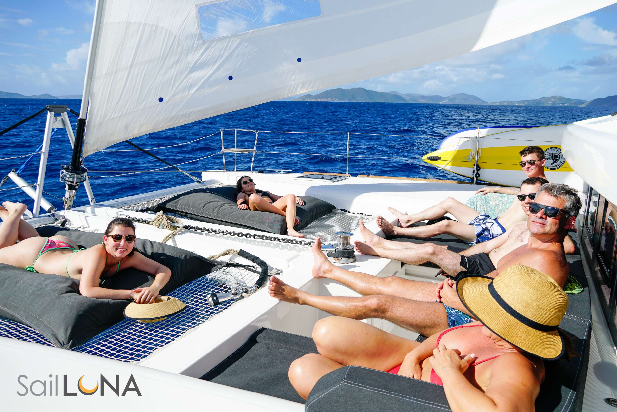 Sailing Yacht Luna