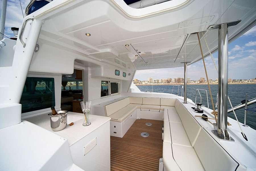 Catamaran Charter Rewind