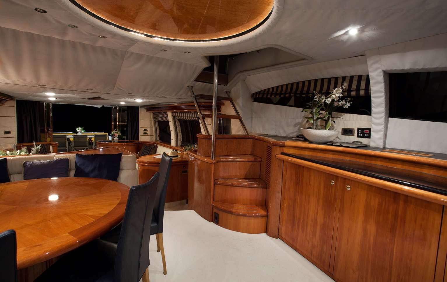 motor yacht VICTORIUS