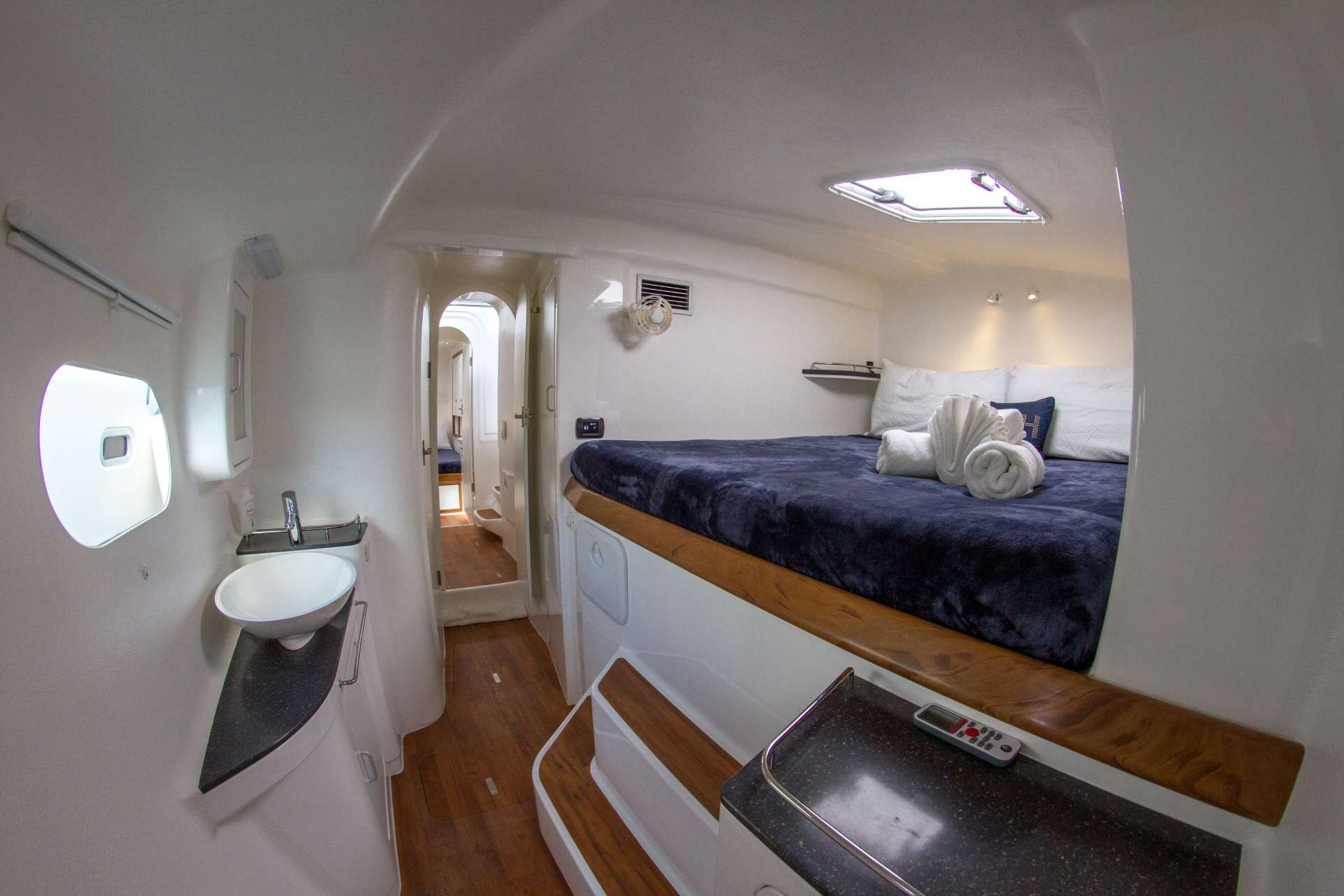 Voyage 480 Yacht Vacation