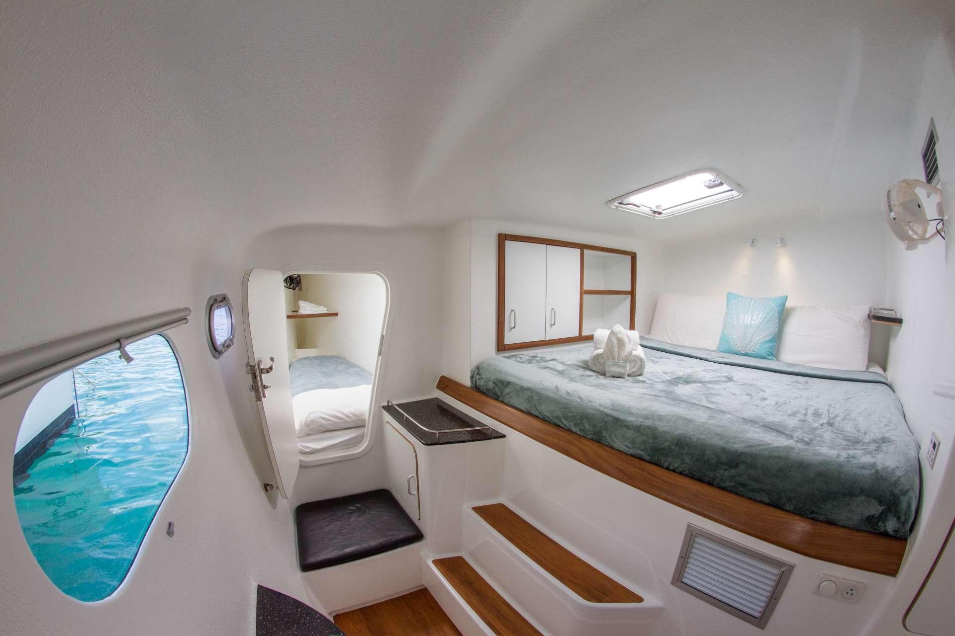 Catamaran Charter Voyage 480