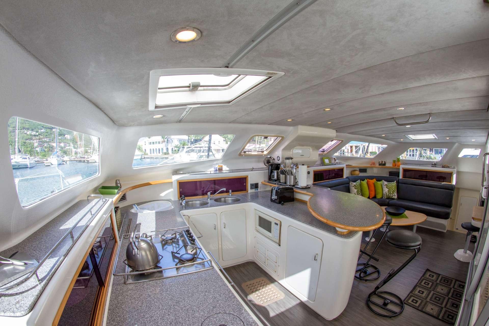 Sailing Yacht Voyage 500