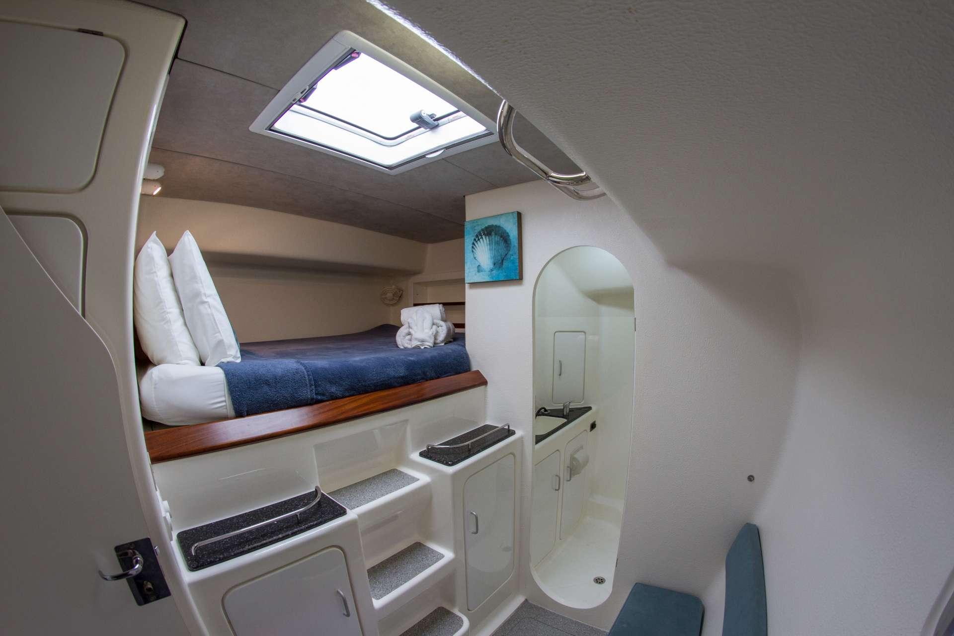 Voyage 520 Sailing
