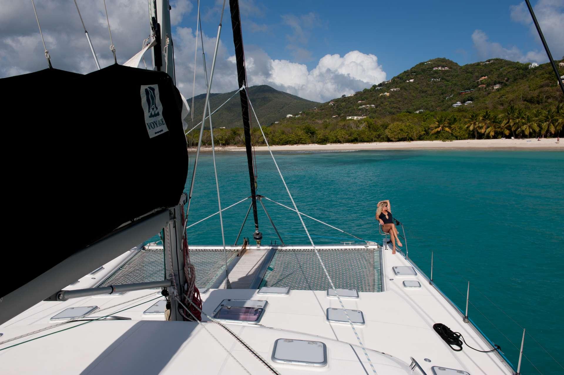 Catamaran Voyage 580