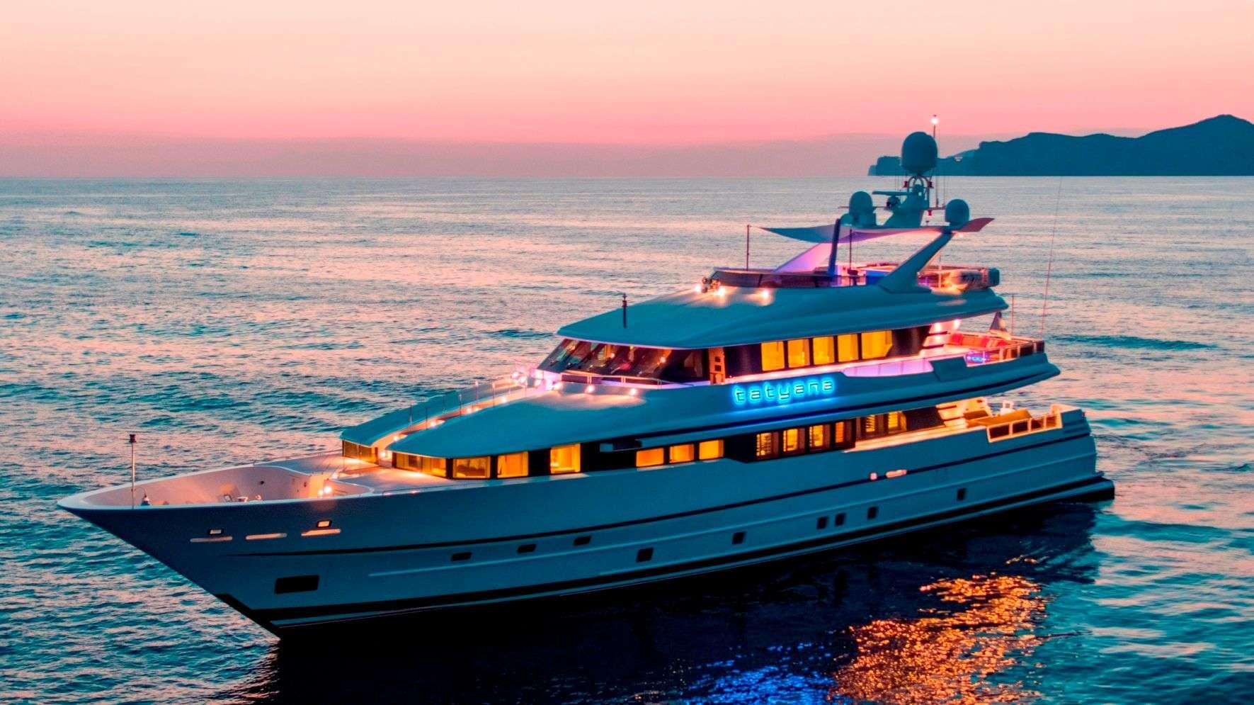 motor yacht TATYANA