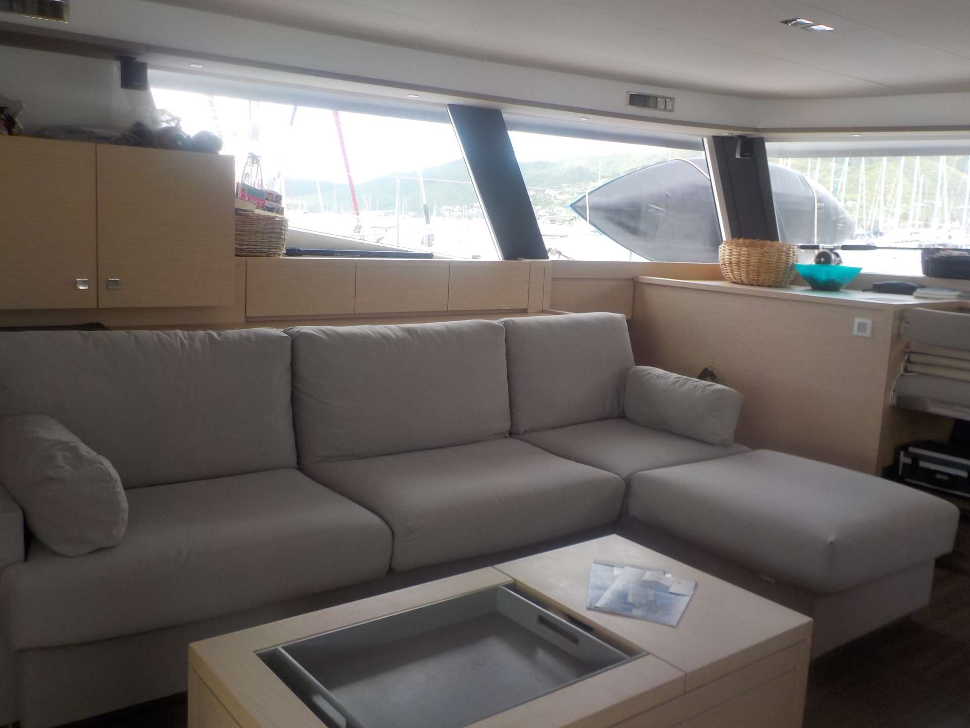 Catamaran Charter Dream Tobago