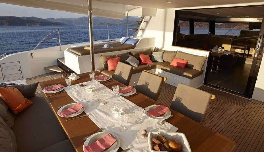 Sailing Yacht Dream Tobago