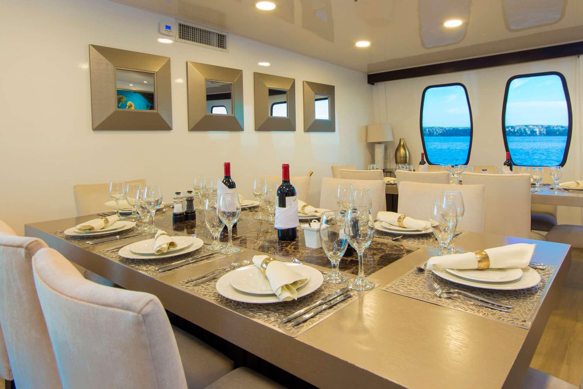 Yacht charter Alya