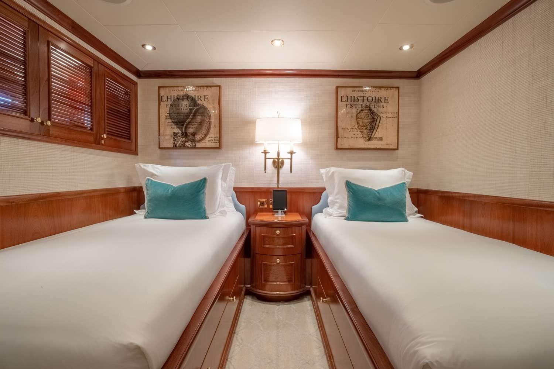 motor yacht TCB