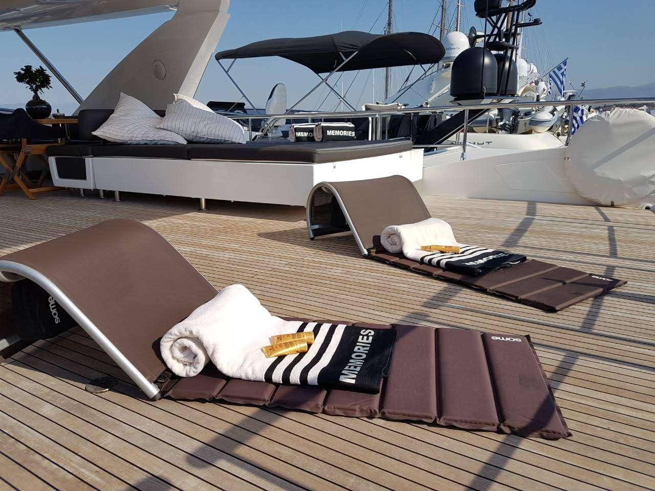 motor yacht MEMORIES