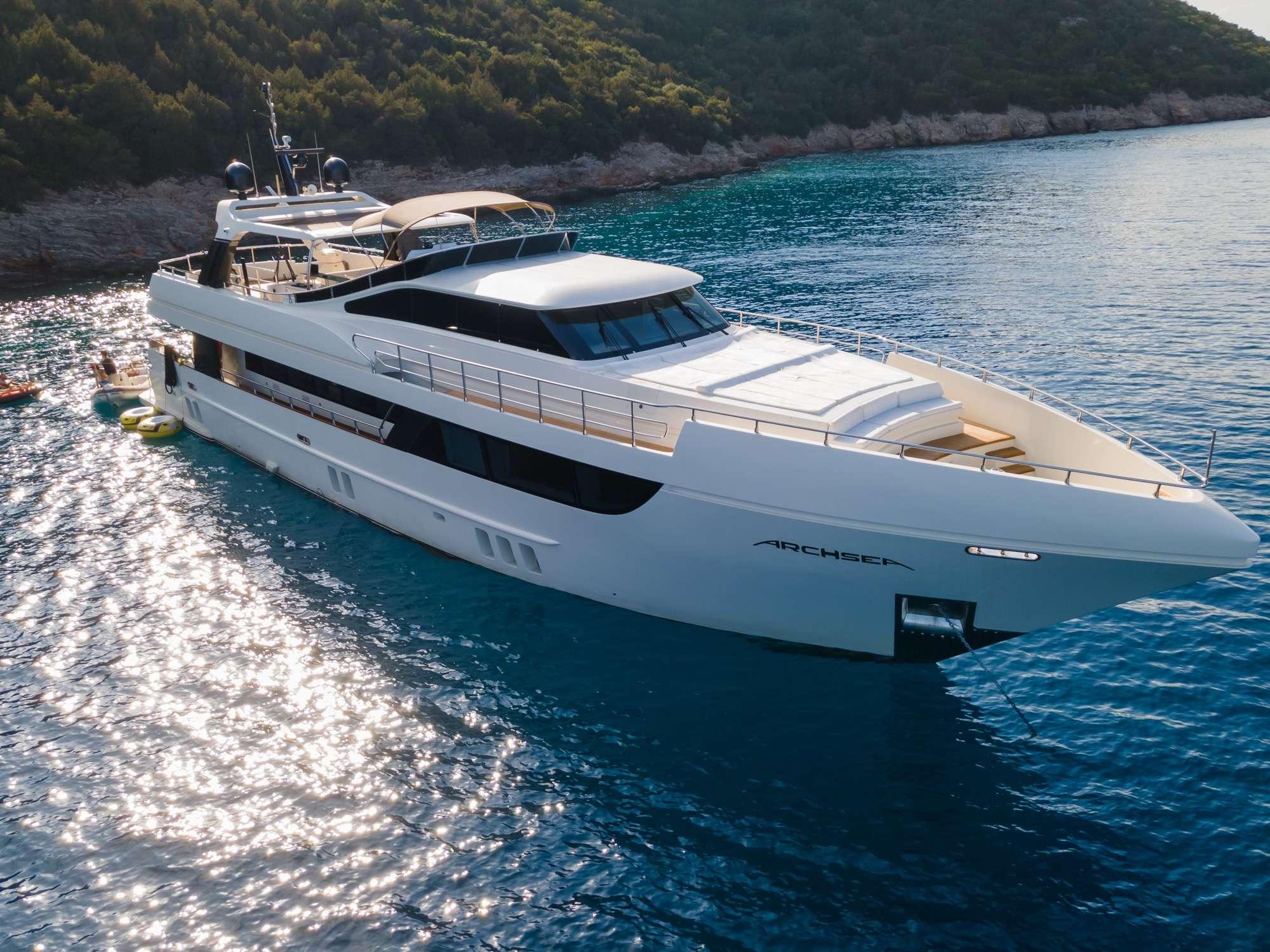 motor yacht ARCHSEA