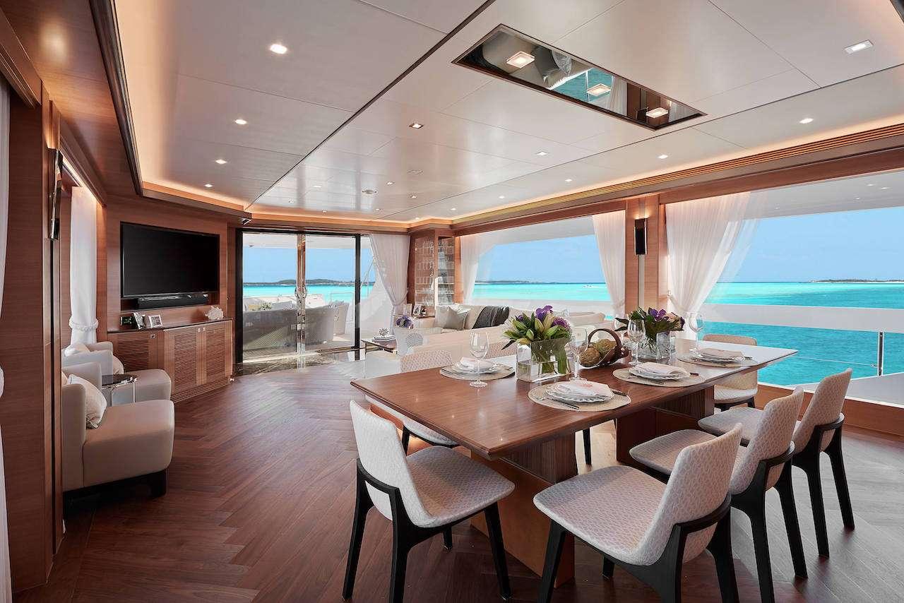 SEAGLASS 74 yacht image # 10