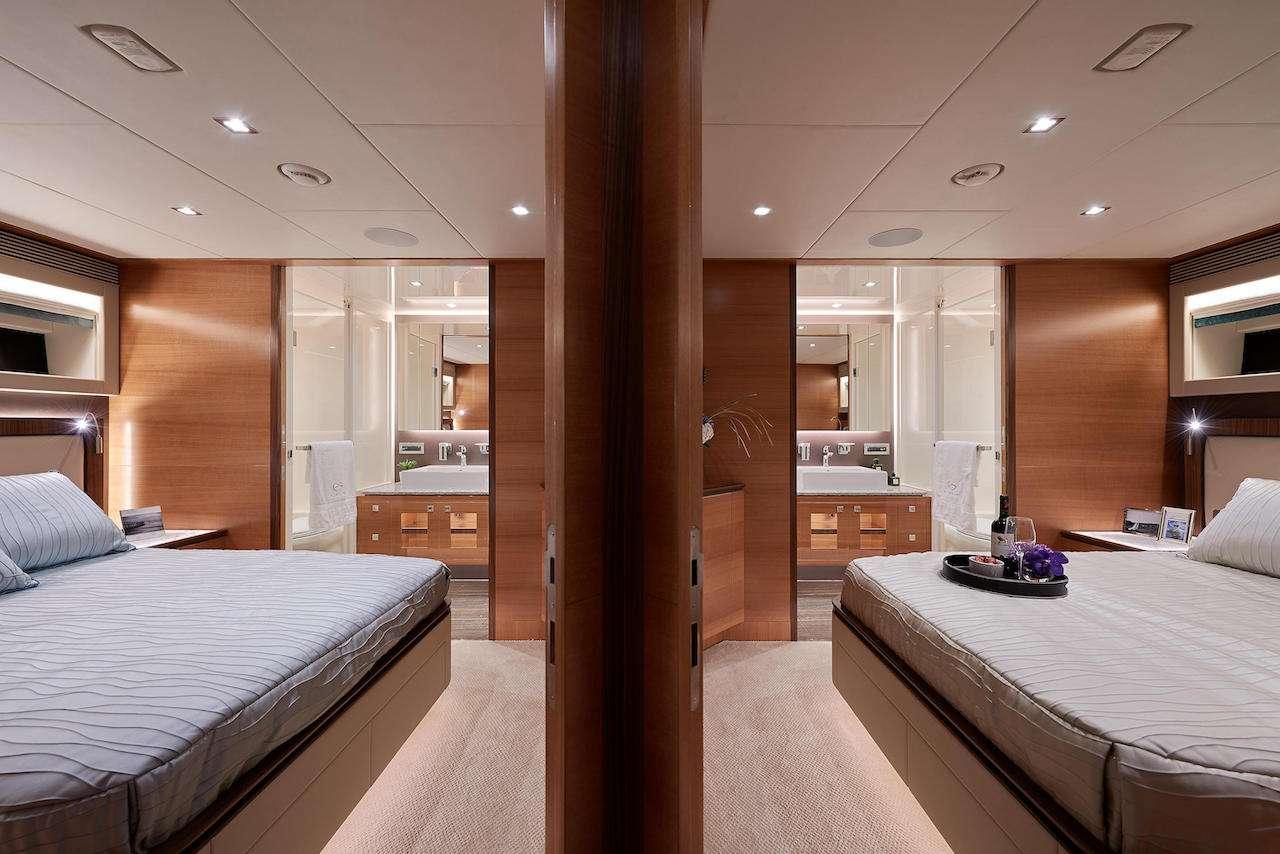 SEAGLASS 74 yacht image # 14