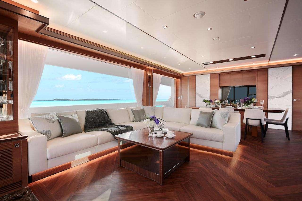 SEAGLASS 74 yacht image # 1