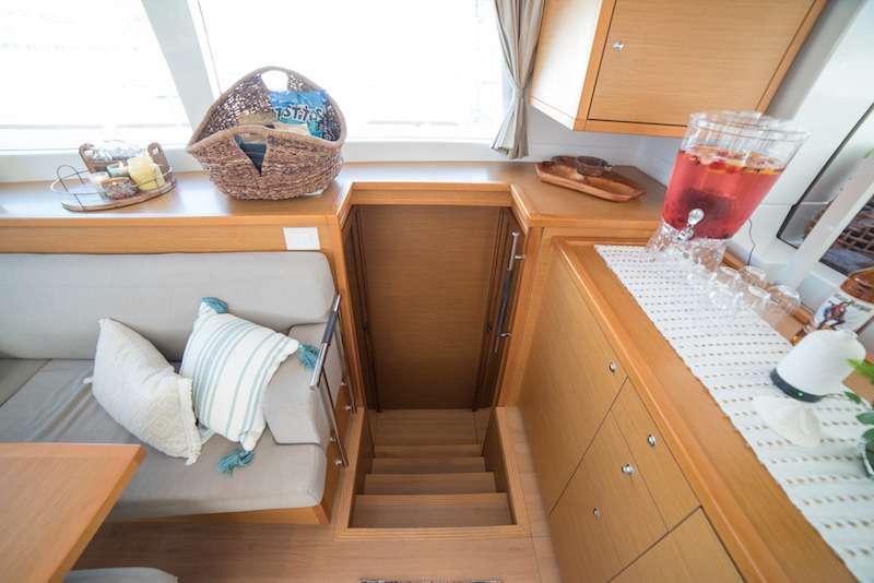 Catamaran Charter Au Soleil