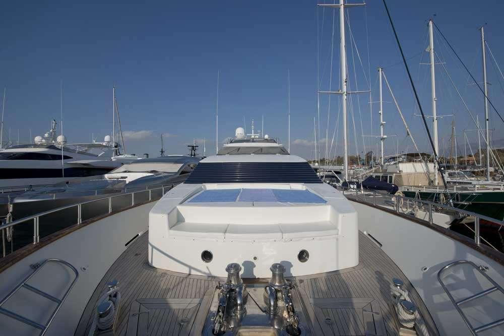 motor yacht FALCON ISLAND