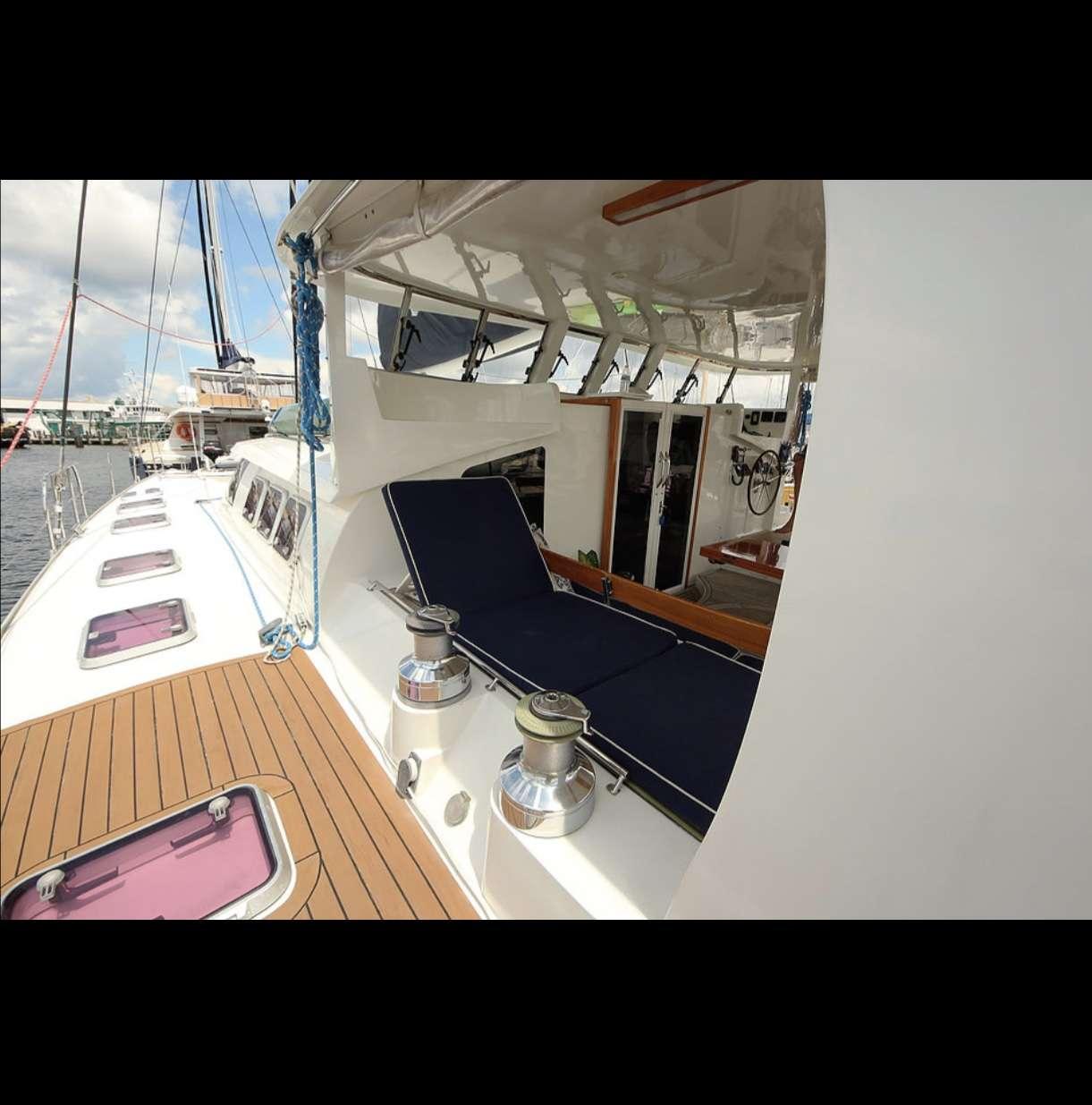 Portside Deck