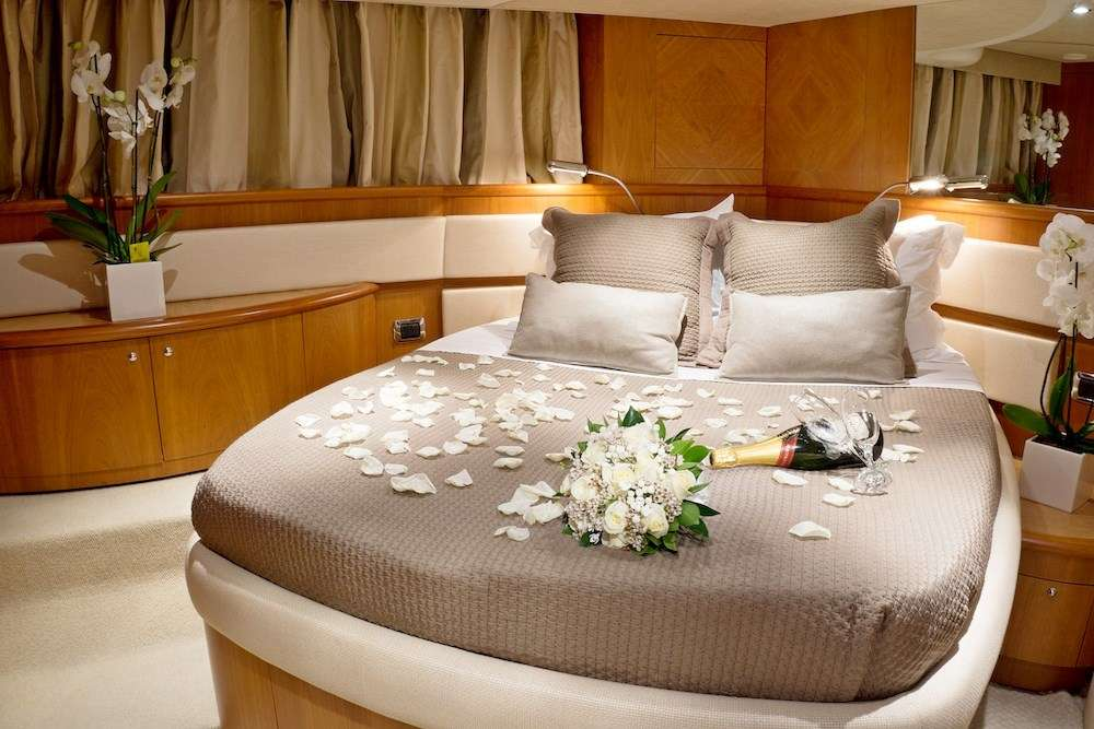 Praxis Tessera Yacht Charter Motor Boat - Ritzy Charters